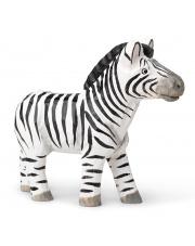 Figurka drewniana Zebra - ferm LIVING