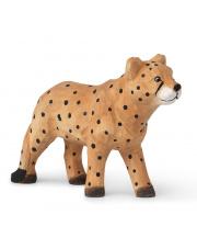 Figurka drewniana Gepard - ferm LIVING