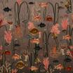 Fotografia, na której jest Fototapeta AQUATIC LIFE, CORAL   Moss & Coral REBEL WALLS