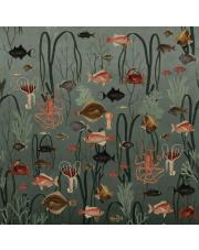 Fototapeta AQUATIC LIFE, OXYGEN | Moss & Coral REBEL WALLS