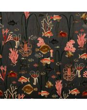 Fototapeta AQUATIC LIFE, SHADOWS | Moss & Coral REBEL WALLS