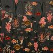 Fotografia, na której jest Fototapeta AQUATIC LIFE, SHADOWS | Moss & Coral REBEL WALLS