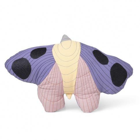 Fotografia, na której jest Poduszka Moth - ferm LIVING