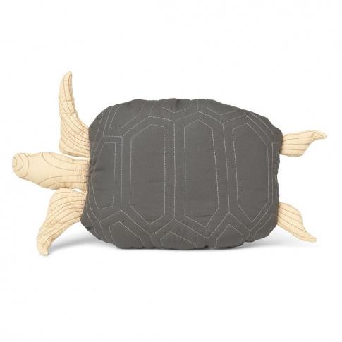 Fotografia, na której jest Poduszka Turtle - ferm LIVING