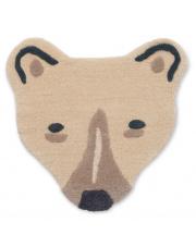 Dywanik dziecięcy Niedźwiedź polarny - ferm LIVING