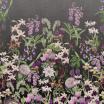 Fotografia, na której jest Fototapeta ALICE'S GARDEN, MIDNIGHT   Moss & Coral REBEL WALLS