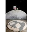 Fotografia, na której jest Dywan wełniany do prania Astromouse - Lorena Canals
