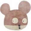 Fotografia, na której jest Dywan wełniany do prania Miss Mighty Mouse - Lorena Canals