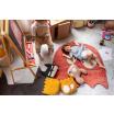 Fotografia, na której jest Poduszka Miss Mighty Mouse - Lorena Canals