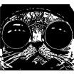 Fotografia, na której jest Plakat Kot Pierre - kreska