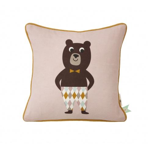 Fotografia, na której jest Poduszka styl skandynawski Bear