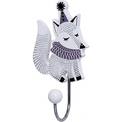 Fotografia, na której jest Wieszak styl skandynawski Lady Fox