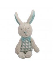 Pluszowy biały królik Fibi