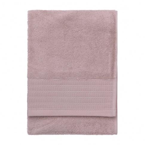 Fotografia, na której jest Ręcznik EGYPTIAN różowy - różne rozmiary - ELVANG