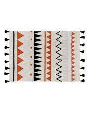Dywan bawełniany AZTECA Natural - różne kolory - Lorena Canals
