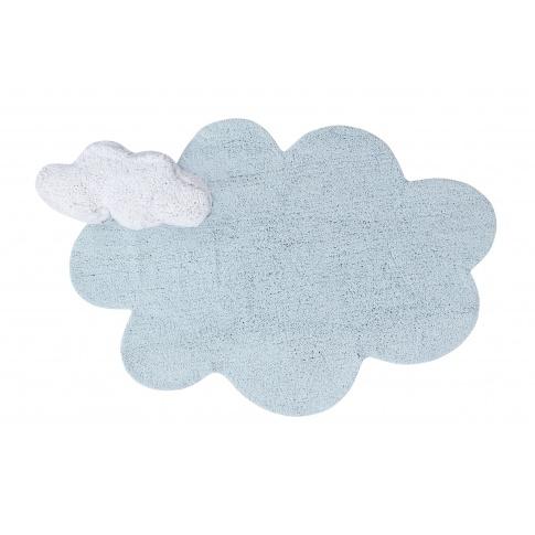 Fotografia, na której jest Dywan bawełniany chmurka PUFFY DREAM - Lorena Canals