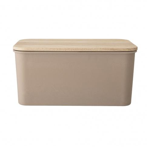 Fotografia, na której jest Chlebak nowoczesny Modern Breadbox