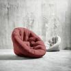 Fotografia, na której jest Fotel skandynawski NIDO / NEST - KARUP