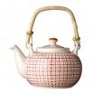 Fotografia, na której jest Dzbanek do herbaty Carla - Bloomingville
