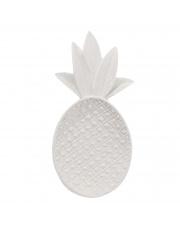 Tacka ceramiczna uniwersalna White Ananas