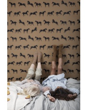 Najfajniejsze tapety dziecięce - chmurki, zwierzątka, owoce albo wzory