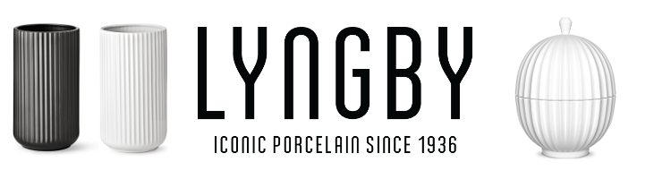 Iconic porcelain Lyngby